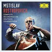 Complete Recordings on Deutsche Grammophon , Mstislav Rostropovich