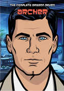 Archer: The Complete Season Seven , H. Jon Benjamin