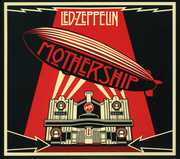 Mothership [2CD and 1DVD] [Remastered] [Limited Deluxe Edition] , Led Zeppelin