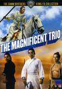 The Magnificent Trio , Jimmy Wang Yu