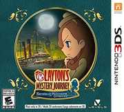 Layton's Mystery Journey: Katrielle and the Millionaires' Conspiracyfor Nintendo 3DS