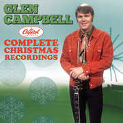 Complete Capitol Christmas Recordings , Glen Campbell
