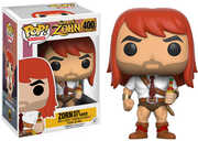 FUNKO POP! TELEVISION: Son Of Zorn - Zorn with Hot Sauce