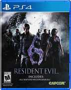 Resident Evil 6 HD for PlayStation 4
