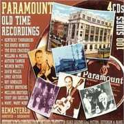 Paramount Old Time Recordings , Various Artists