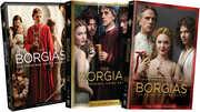 Borgias: Complete Series Pack , Augustus Prew