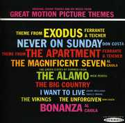 Great Motion Picture Themes /  O.S.T. , Various Artists