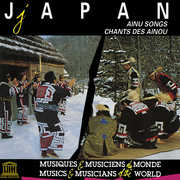 Japan: Ainu Songs , Various Artists