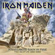 Somewhere Back in Time: The Best of 1980-1989 , Iron Maiden