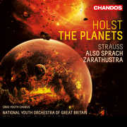 Gustav Holst: The Planets /  Richard Strauss: Also sprach Zarathustra