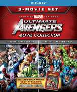 Ultimate Avengers 3 Movie Collection