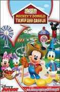 La Casa de Mickey Mouse-Mickey y Donald Tienen Una [Import]