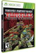 TMNT: Mutants in Manhattan  Xbox 360