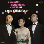 At Basin Street East , Hendricks Lambert & Bavan