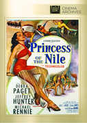 Princess of the Nile , Debra Paget
