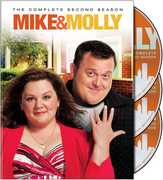 Mike & Molly: Complete Second Season , Melissa McCarthy