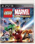 LEGO Marvel Super Heroes for PlayStation 3