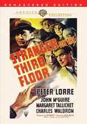 Stranger on the Third Floor , Elisha Cook, Jr.