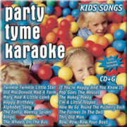 Party Tyme Karaoke: Kids Songs , Various Artists