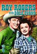 Roy Rogers With Dale Evans: Volume 4 , Roy Rogers