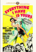Everything I Have Is Yours , Marge Champion