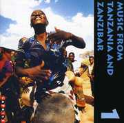 Music From Tanzania and Zanzibar , Various Artists