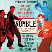 Rumble the Best of Virginia Rockabilly /  Various , Various Artists