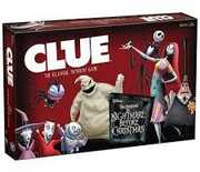 Clue: Tim Burton's The Nightmare Before Christmas