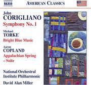 Corigliano: Symphony No. 1 , David  Alan Miller