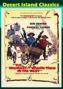Wackiest Wagon Train in West , Forrest Tucker