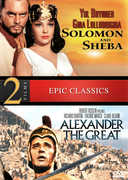 Alexander the Great /  Solomon and Sheba , Richard Burton
