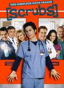 Scrubs: The Complete Sixth Season , Zach Braff