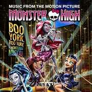 Monster High: Boo York Boo York (Original Soundtrack)