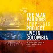 Live In Colombia , Alan Parsons