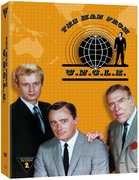 The Man From U.N.C.L.E.: The Complete First Season , Robert Vaughn