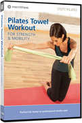 Pilates Towel Workout For Strength and Moblity