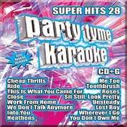 Party Tyme Karaoke: Super Hits, Vol. 28 , Various Artists