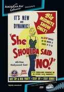 She Shoulda Said No , Alan Baxter