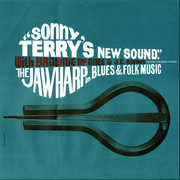 Sonny Terry's New Sound: Jawharp in Blues & Folk , Sonny Terry
