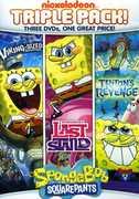 SpongeBob SquarePants: Last Stand/ Triton's Revenge/ Viking SizedAdventures