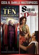 The Ten Commandments /  Samson and Delilah , Hedy Lamarr