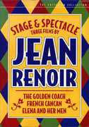 Stage and Spectacle: Three Films by Jean Renoir (Criterion Collection) , Françoise Arnoul