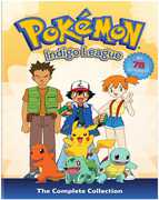 Pokemon: Indigo League - The Complete Collection