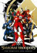 Samurai Troopers (Ronin Warriors) Complete Ova