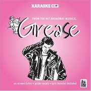Classic Broadway Karaoke 2: Grease , Various Artists