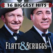 16 Biggest Hits , Flatt & Scruggs