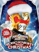 Power Rangers Megaforce Knight Before Christmas , Anthony Crane