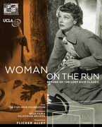 Woman on the Run; Blu-ray /  DVD Dual Edition , Ann Sheridan