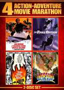 4 Movie Marathon: Action-Adventure , James Cagney