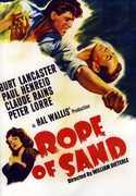 Rope of Sand , Burt Lancaster